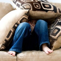 Детские страхи: как помочь своему ребёнку?